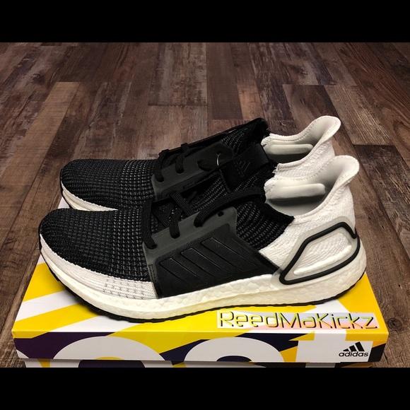 Adidas Ultra Boost 9 Oreo Black White